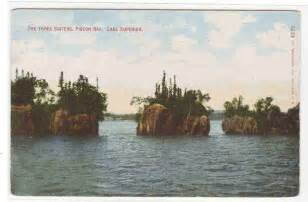 Islands in Lake Superior Wisconsin