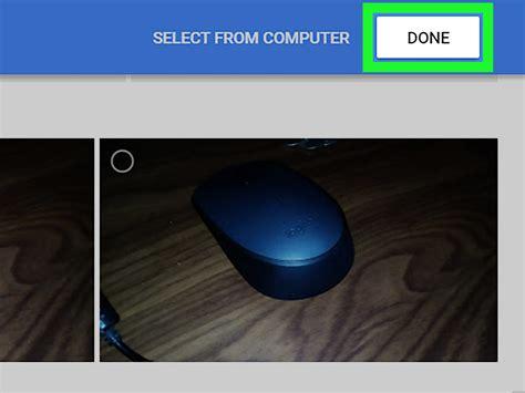 google album shared pc mac computer