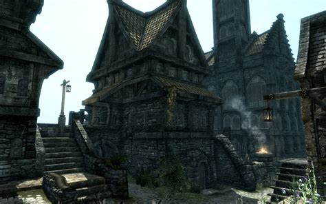 skyrim mod breathes new life into the game s cities