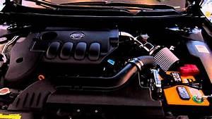 2009 Nissan Altima 2 5s Takeda Short Ram Intake  1