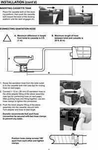 Sealand 1 2500 Series Users Manual Vacuflush Cassette