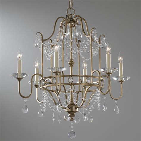 feiss f3075 6sn shipped direct murray chandelier picture
