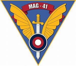 United States Marine Corps Reserve Marine Aircraft Group 41 Wikipedia