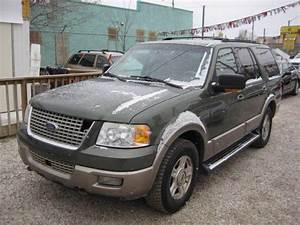 2003 Ford Expedition Eddie Bauer 4x4 - Edmonton  Alberta Used Car For Sale