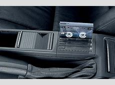 BMW Centre Armrest TrayStorage+Roller Cover Black E46 3