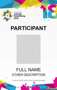 create design id card karyawan toko