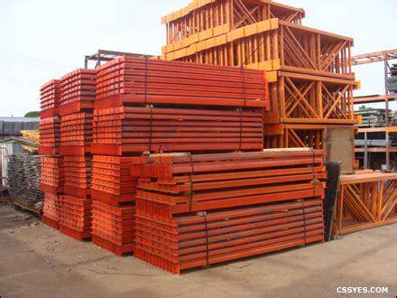 used pallet racks used interlake pallet racks