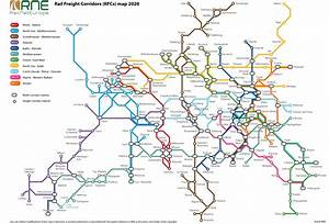 Rail Freight Corridors General Information