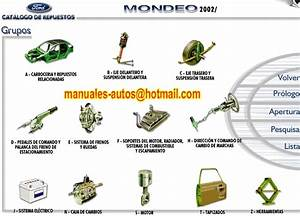 Manual De Taller Ford Mondeo  Fiesta  Courier  Vocho  Polo  Ranger Y Explorer