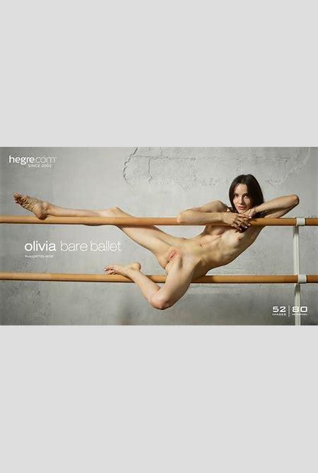 Olivia bare ballet - Hegre.com