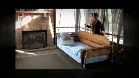 adjustable porch furniture   porch company swing