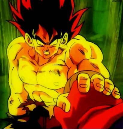 Saiyan Super Goku Transformation False Fssj Hair