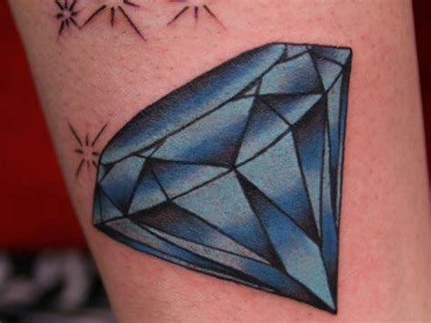 diamond tattoo design ideas  meaning
