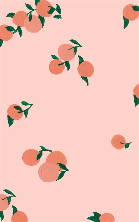 If you're looking for desktop wallpapers, i've got you covered! Pin by Kelsey Bray on wallpapers | Peach wallpaper, Fruit wallpaper, Art wallpaper