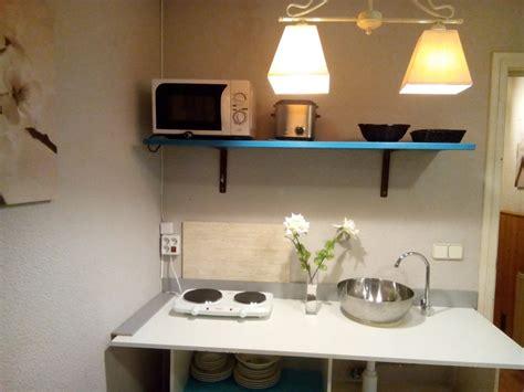 Habitación Tipo Estudio Con Cocina Y Baño Independiente
