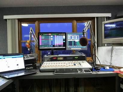 Radio Station Stations Desk Studio Studios Recording
