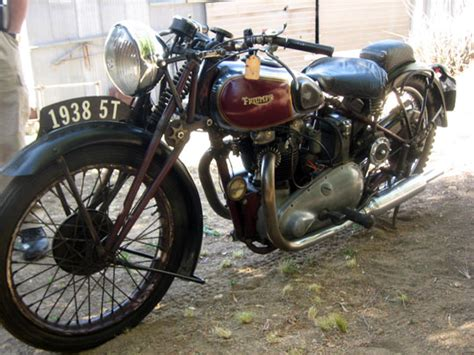 Triumph Speed 1938 by Motorcycles 187 Triumph 1938 Speed