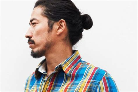 Introducing the Man Bun: The Hairstyle All Men Should Get
