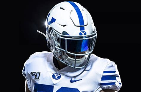 byu cougars unveil retro inspired alternate uniforms