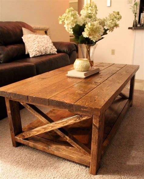 Plus, i'll show you how. DIY Farmhouse Coffee Table And End Tables Plans in 2020 | Coffee table, Diy farmhouse coffee ...