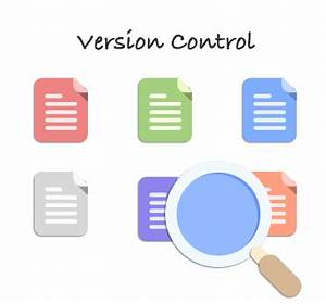 version control software system to track document history With document management system version control