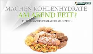 Machen Sonnenblumenkerne Fett : machen kohlenhydrate am abend fett ern hrungsmythen ~ Lizthompson.info Haus und Dekorationen