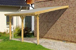 DIY Timber Supported Lean To Roof Kit 6M Wide 3M Long