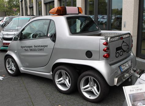 smart car 5 radical mods for smart cars