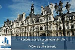 Mairie De Paris Formation : green solutions awards 2017 d couvrez les gagnants fran ais le 7 septembre l 39 h tel de ville ~ Maxctalentgroup.com Avis de Voitures