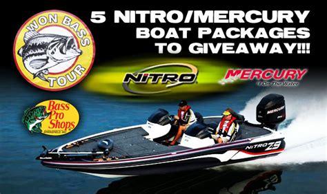 Nitro Boats Headquarters by Won Bass Partners Up With Nitro Boats Mercury And Bass Pro