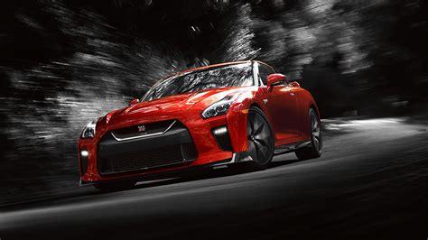 2018 Nissan Gt-r Sports Car