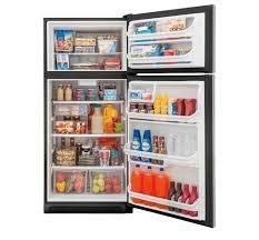 frigidaire fftrtb   top freezer refrigerator  appliances