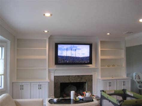 living room bookshelves and cabinets built in media unit with custom cabinets and shelves