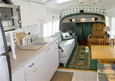 rvs motorhome rv bus conversion  sale  owner