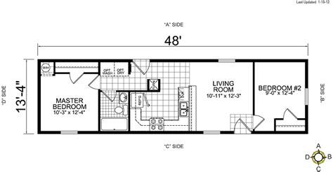 Champion Mobile Home Floor Plans