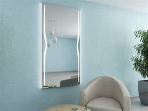 Wandspiegel Mit Licht : leto spiegel mit beleuchtung online kaufen ~ Orissabook.com Haus und Dekorationen