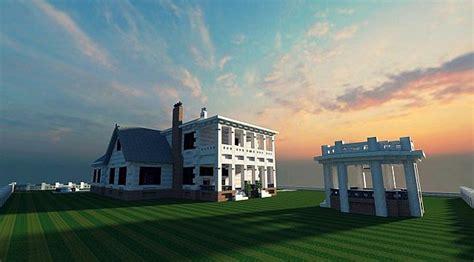 federal adams colonial minecraft building