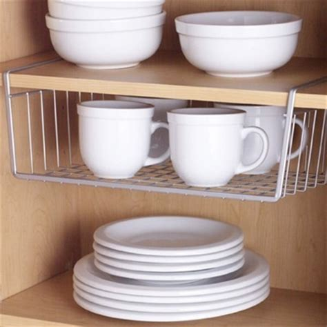 under cabinet storage containers polytherm undershelf baskets contemporary pantry and