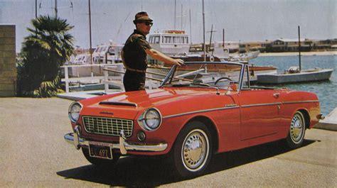 Datsun Sports by Datsun Sports Fairlady 1959 1970