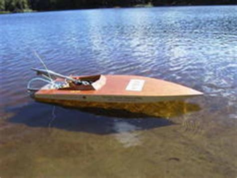 Homemade Rc Boats Designs by Radio Controlled Power Boat Plans And Blueprints