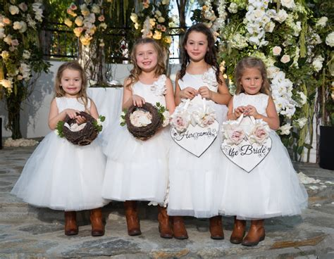 Different Wedding Tasks For Your Flower Girl Or Ring
