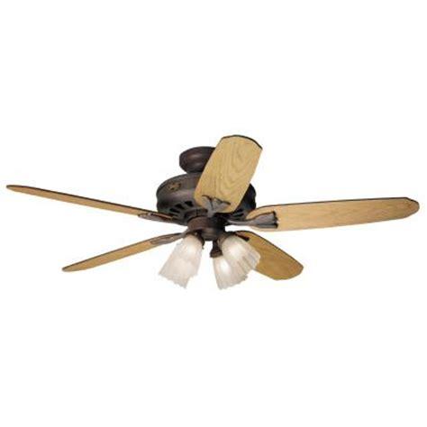 hunter greenwich ceiling fan hunter 52 in greenwich weathered brick ceiling fan
