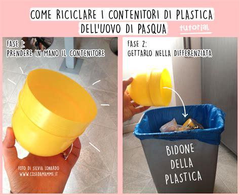 Come Riciclare I Contenitori In Plastica Delle Uova Di