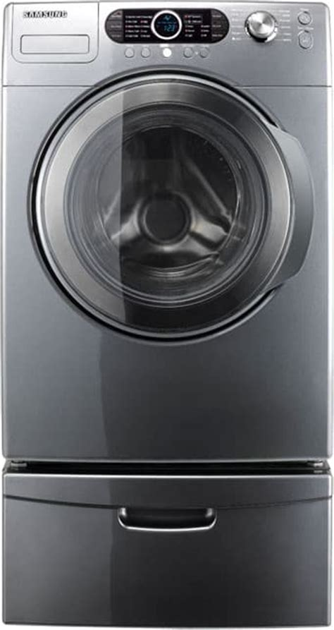 Samsung WF328AAG 27 Inch Front Load Washer with 3.4 cu. ft