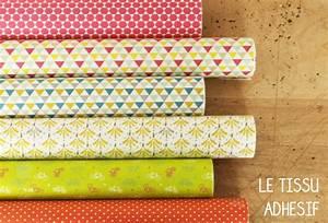 Acheter Feuille De Stratifié à Coller : tissu adh sif tissu autocollant pour vos customisations ~ Premium-room.com Idées de Décoration