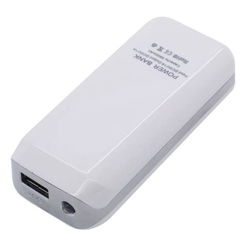 portable charger for android 5600mah portable mobile power bank external battery usb