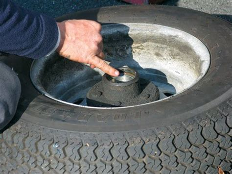 Boat Trailer Tire Pressure Calculator by Trailer Tire Bearings Trailering Boatus Magazine