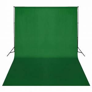 Acheter Support De Fond De Studio Photo Avec Fond Vert