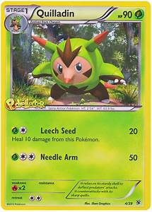 Quilladin Images   Pokemon Images