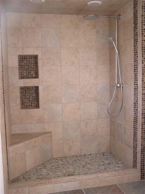 bench shower bathrooms remodel glamorous bathroom decor